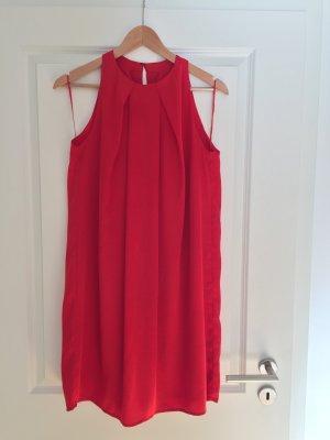 Tolles rotes A-Linien Kleid von Mango Suit, Gr. M