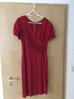 Tolles rotes Abendkleid Cocktailkleid von Mango Suit