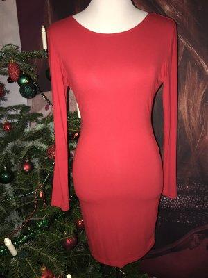 Tolles rotes Kleid Gr 38