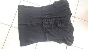 Tolles schickes schwarzes T-shirt von Mexx