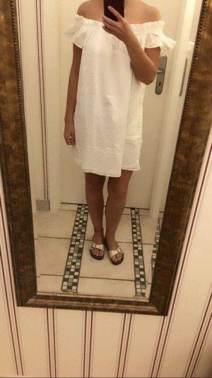 Tolles schulterfreies Kleid Zara