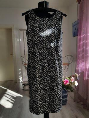 Tolles schwarz/weiß Kleid von H&M