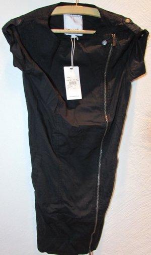 Tolles Schwarzes Bench Mini Kleid