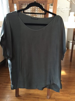 Tolles Shirt aus Cupro / Kupferseide von Drykorn, Gr 40
