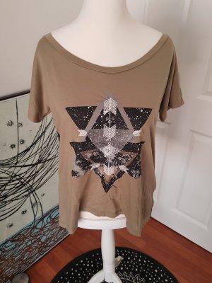 tolles shirt billabong gr.l olive hell
