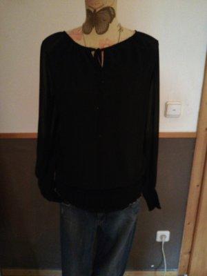 tolles Shirt Bluse Schwarz Vero Moda Gr. M