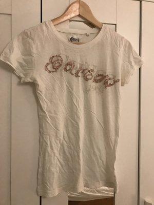 Guess T-shirt bianco sporco