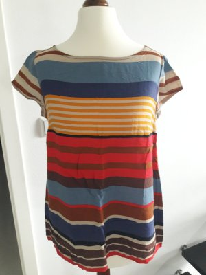 tolles Shirt im angesagten Streifenlook /leichte A-Form