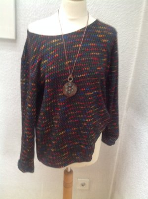 Knitted Jumper multicolored mixture fibre