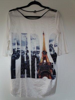 Tolles Shirt Paris/Madonna/Größe S