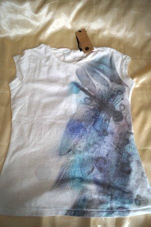 tolles Shirt, T-Shirt, Knöpfe Hinten, Größe M