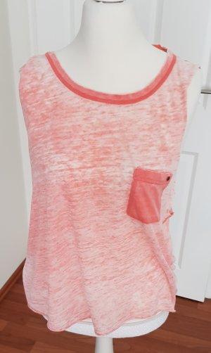 Billabong Camisa salmón-rojo claro