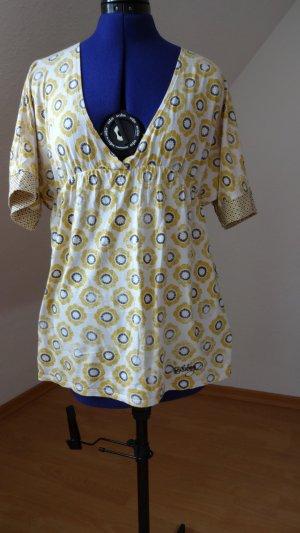 tolles Shirt/ Tunika von Billabong mit Blumenprint