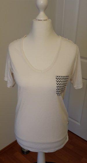 Billabong Camisa negro-blanco puro