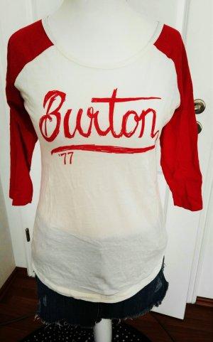 tolles shirt.von.Burton dreiviertelarm gr.m