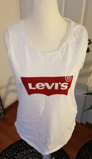 Levi's Tank Top white