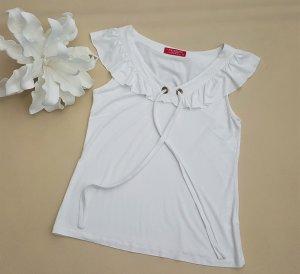tolles Shirt von Lisa Campione Gr.38 Kunstseide
