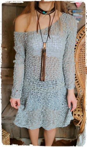 tolles Sommer Strick Kleid aus Ibiza