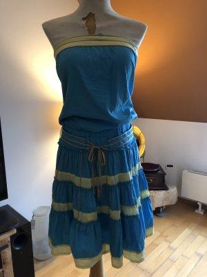 Sugarhill boutique Off the shoulder jurk veelkleurig Katoen