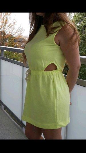 Tolles Sommerkleid in gelb