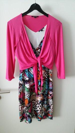 Tolles Sommerkleid mit passendem Bolero