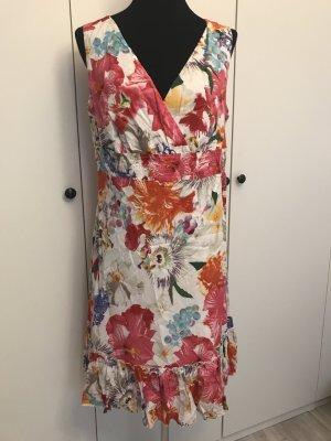 Tolles sommerliches Kleid Blumen
