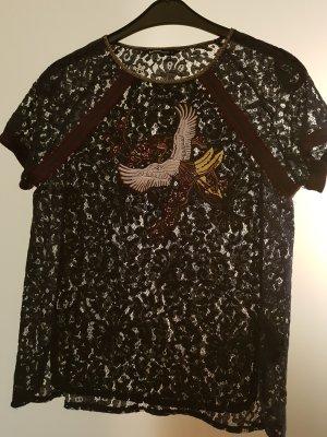 tolles Spitzenshirt von Summum