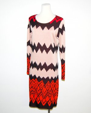 Ambee Stretch Dress multicolored