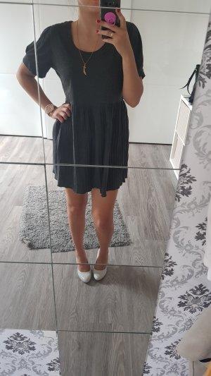 Tolles Süßes Kleid Gr L Grau