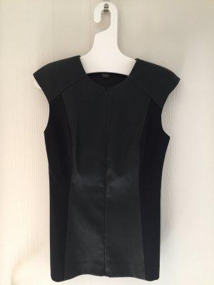 Armani Exchange Mouwloze blouse zwart