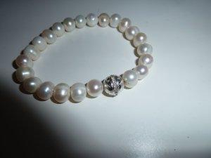 Tolles Thomas Sabo Armband Perlen Steinen