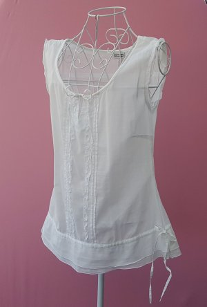 Street One Blouse Top natural white