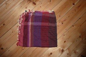 Tolles Tuch in wunderschönen Farben