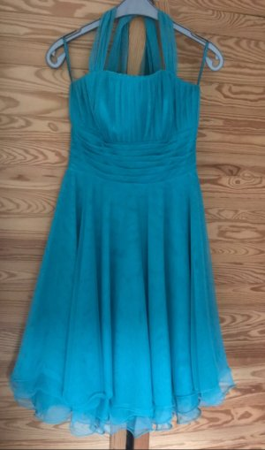 Asics Halter Dress turquoise