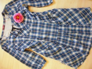 Esprit Vestido tipo túnica multicolor Algodón