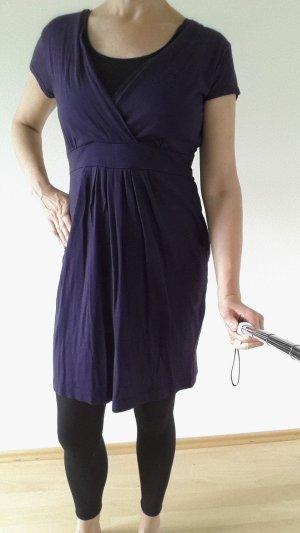 Esprit Robe Sweat violet-violet foncé
