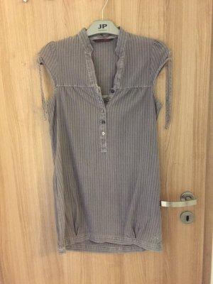 Tolles Vintage Kleid von Tom Tailor Denim, Farbe Flieder/grau