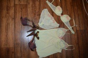 Ensemble de lingerie multicolore