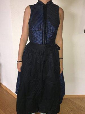 Dirndl blue-black