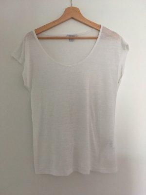 Amisu Camiseta blanco