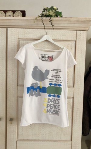 Amplified Shirt met print veelkleurig