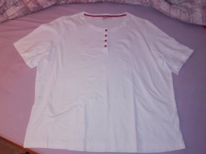 Tollles weißes T-Shirt Gr. 52/54 -NEU !!!