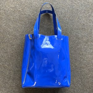 Tom & Eva Paris Shopper blue