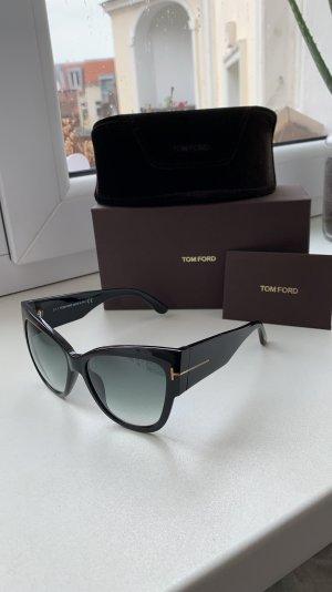 Tom Ford Anoushka FT0371-01 Black Sonnenbrille