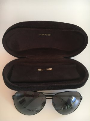 TOM FORD Aviator schwarz