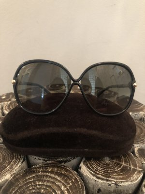 Tom Ford Glasses black-black brown