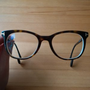 TOM FORD Brille FT 5310/V 052 *Dunkelbraun*