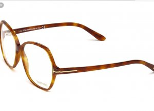 Tom Ford Brillengestell TF5300-003 - ein echter Hingucker....