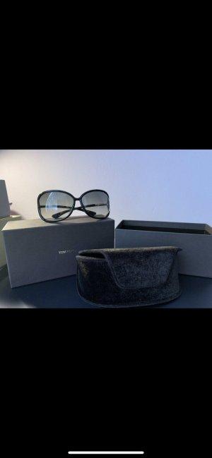 Tom Ford Angular Shaped Sunglasses black