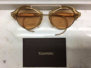 Tom Ford Farrah Sunglasses Beige